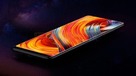 Xiaomi Mi Mix 2 perfil