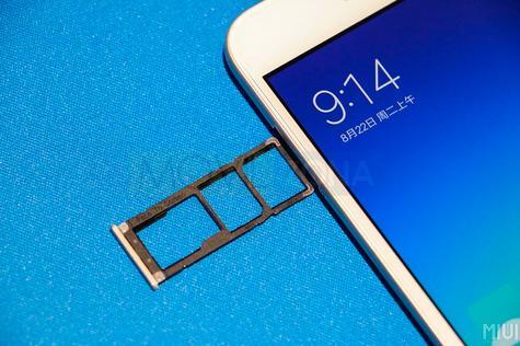 Xiaomi Redmi Note 5A doble SIM