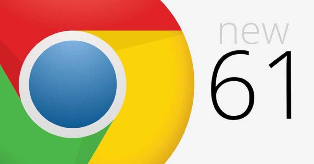 Chrome 61 para Android