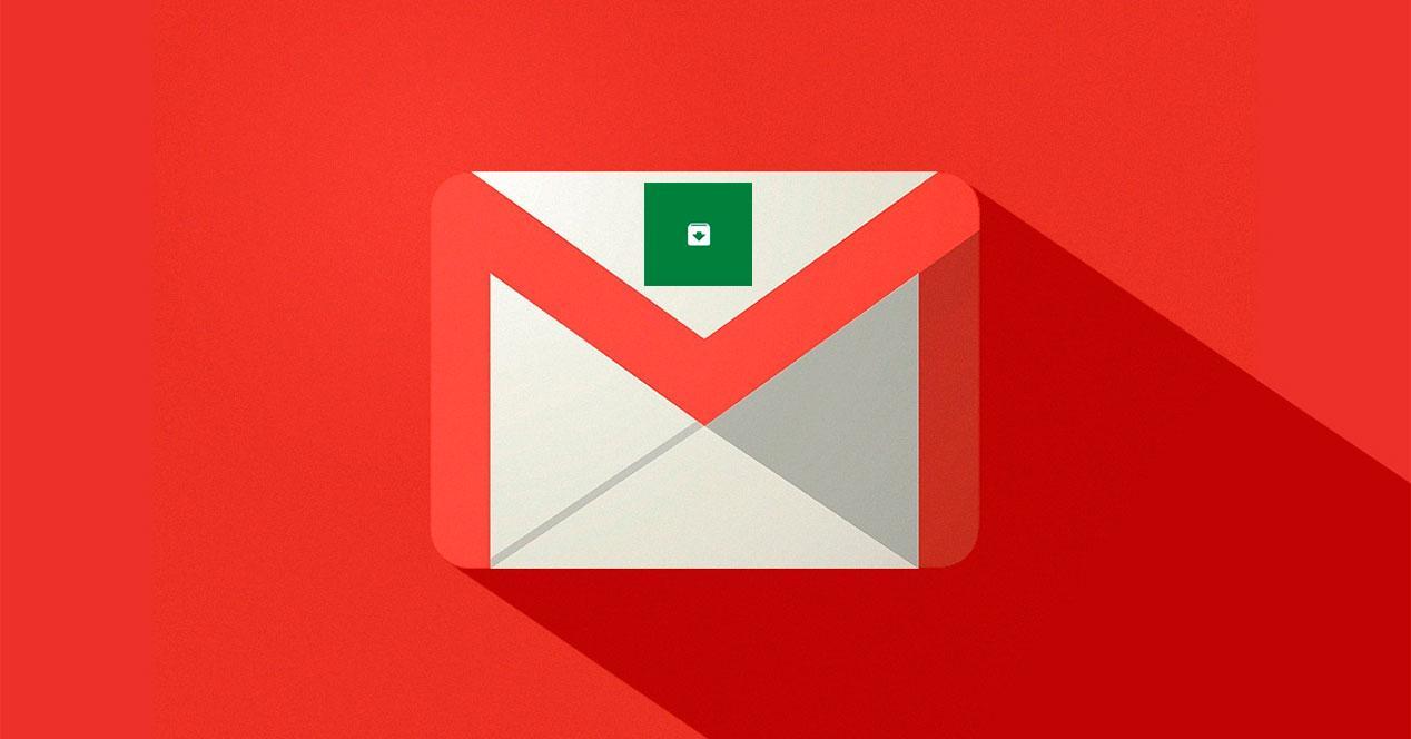 mensajes de Gmail