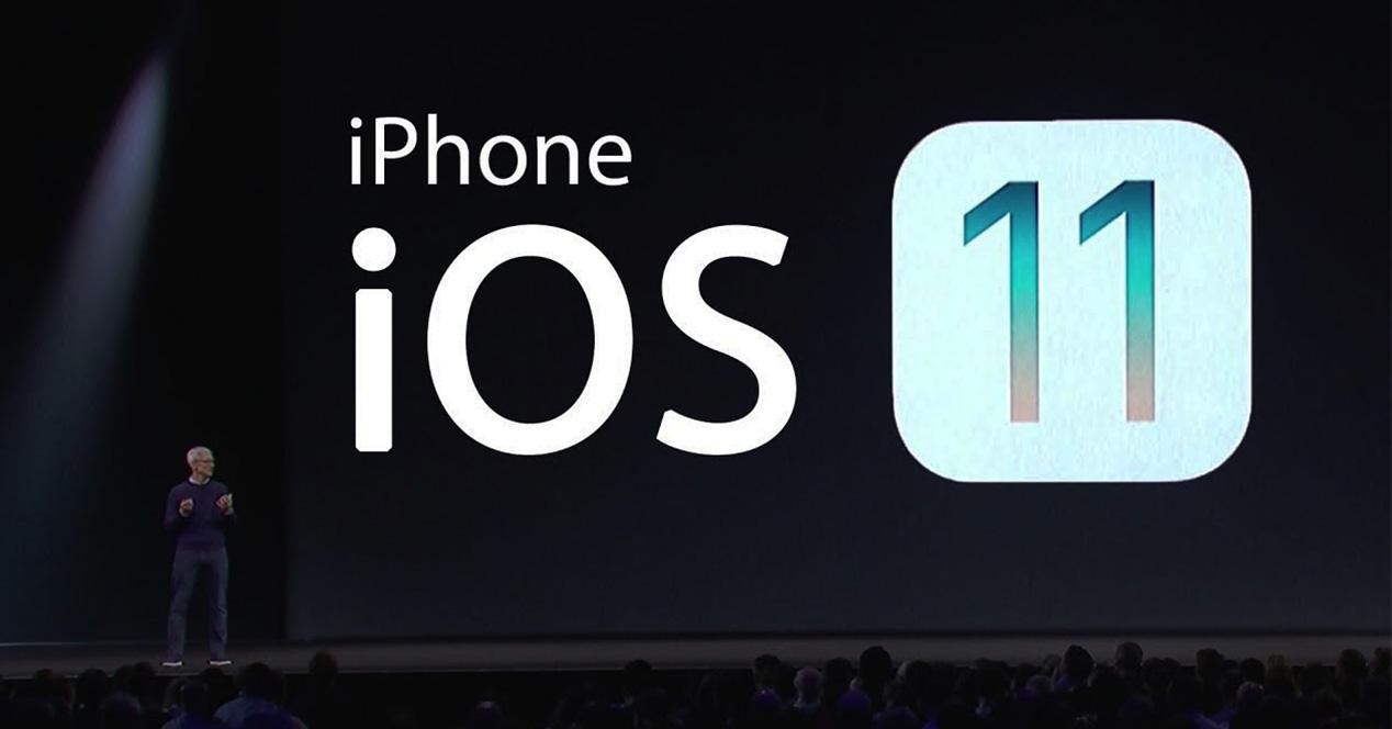 Actualizaciones para iOS 11