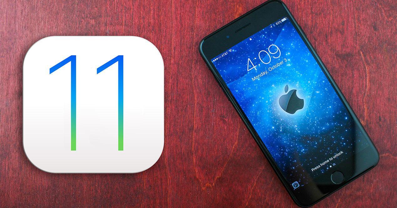 Descarga de la actualización OTA con iOS 11