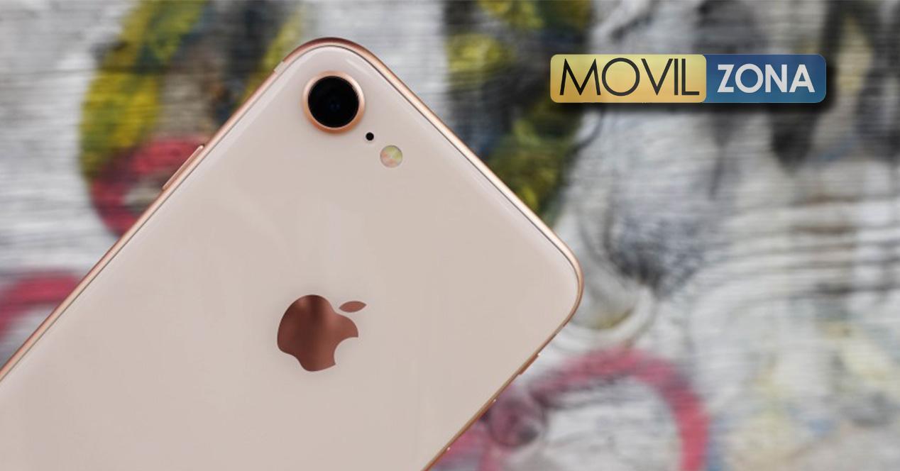 Prueba del iPhone 8