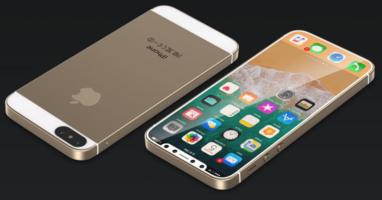 Diseño conceptual del iPhone SE Plus