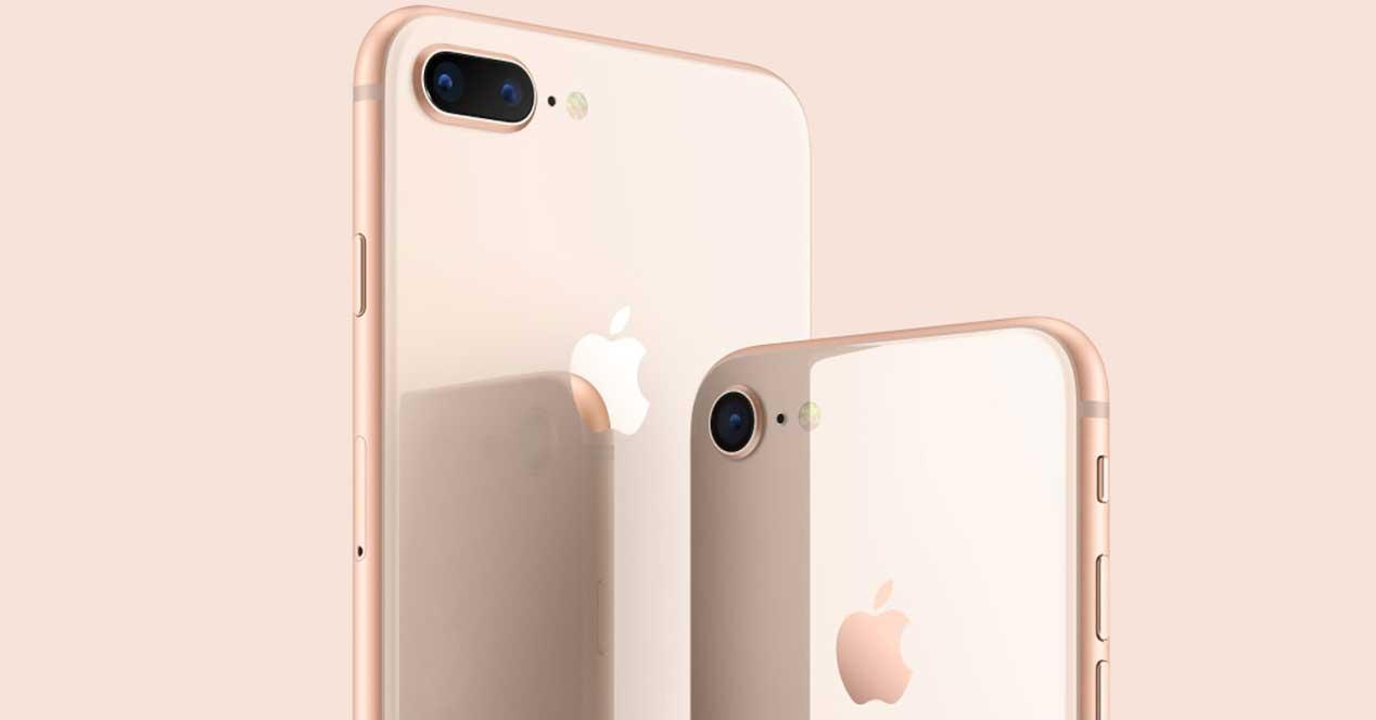 Hard Reset en el iPhone 8