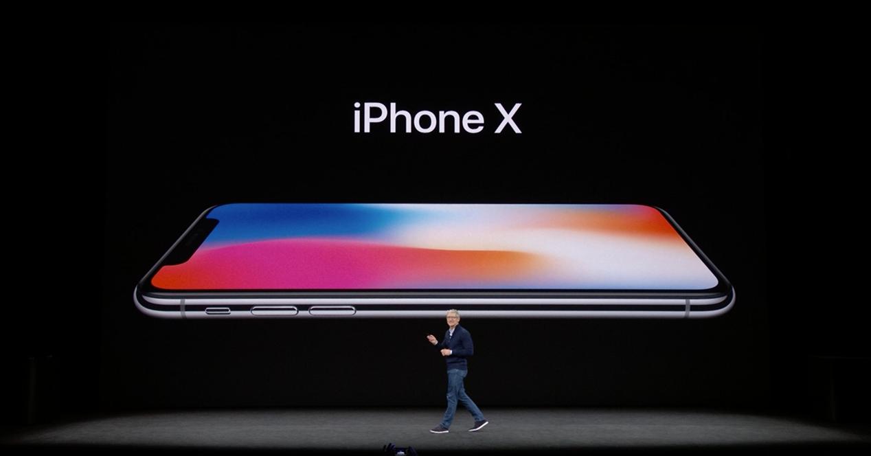Lateral del iPhone X Edition del que ya sabemos su precio oficial