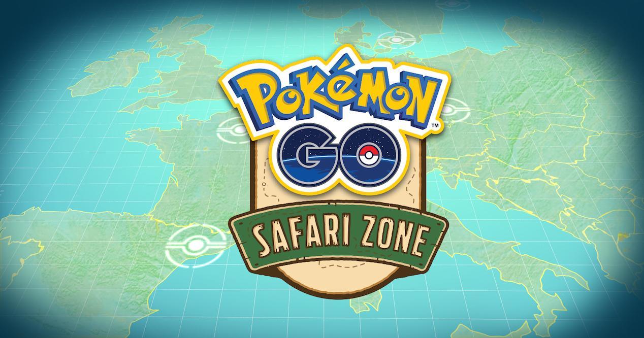 evento de Pokémon GO Safari Zone