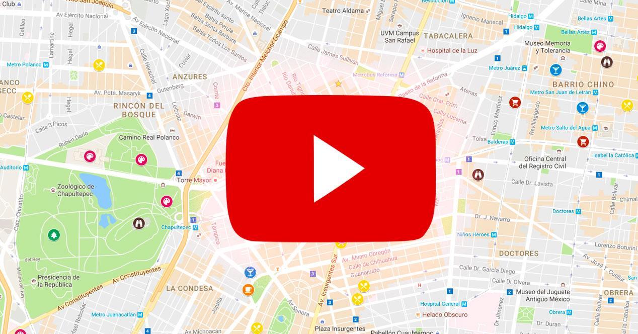 video google maps