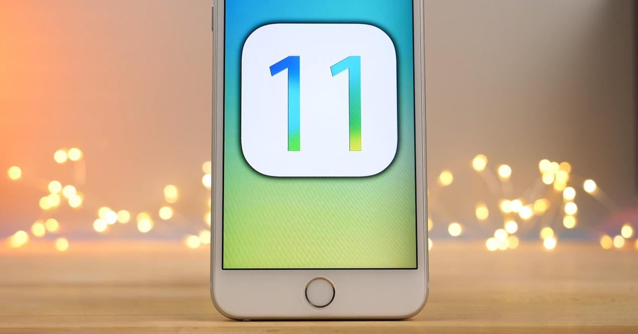 Actualizción a iOS 11.0.2