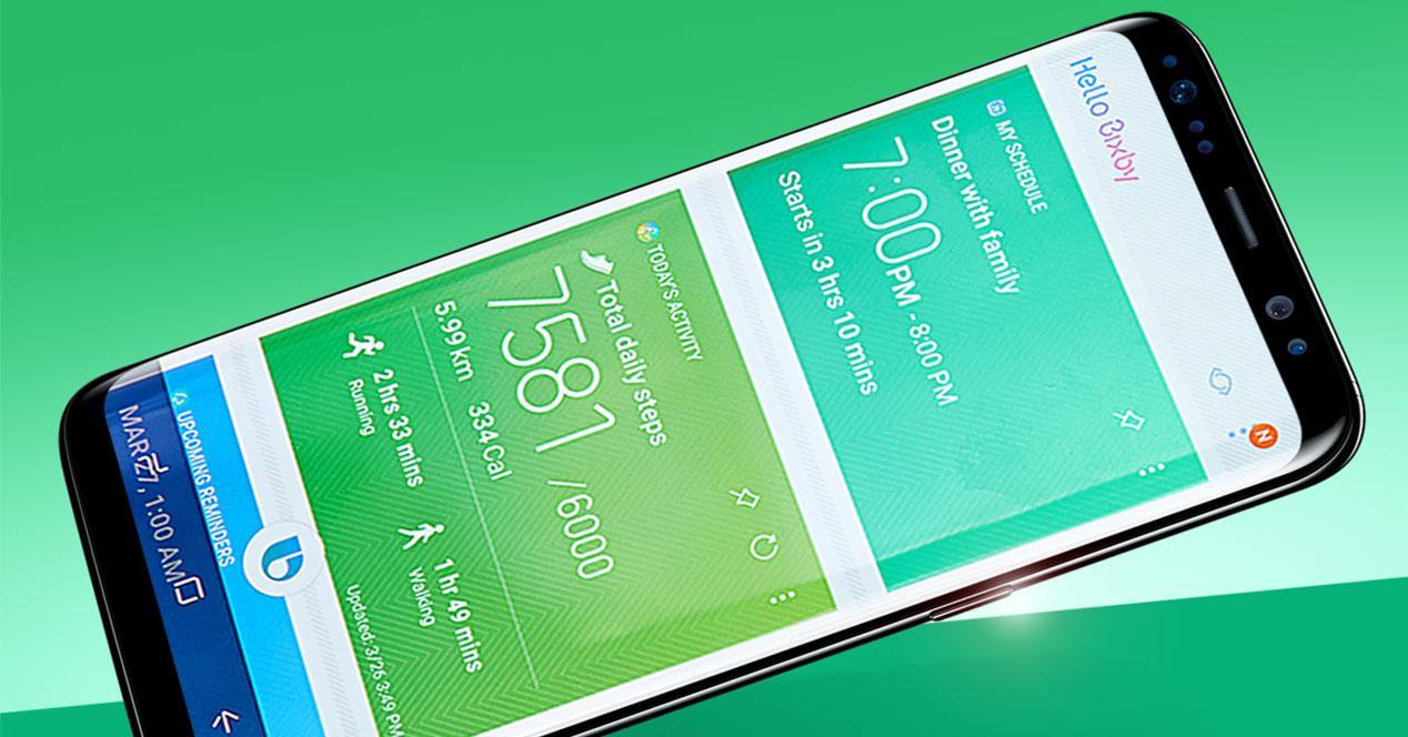 Asistente por voz de Samsung, Bixby