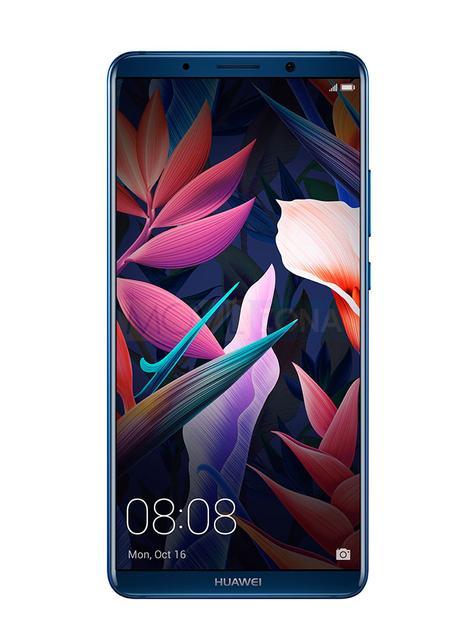 Huawei Mate 10 Pro de color rosa