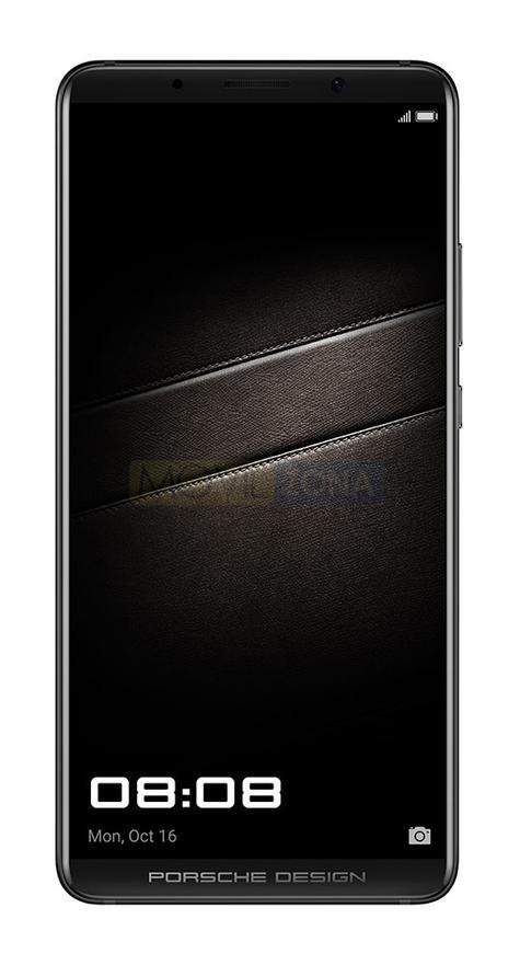 Huawei Mate 10 Porsche negro