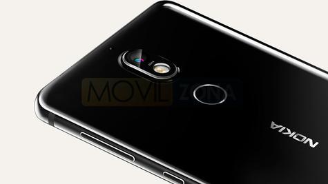 Nokia 7 negro