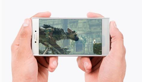 Sony Xperia R1 gris