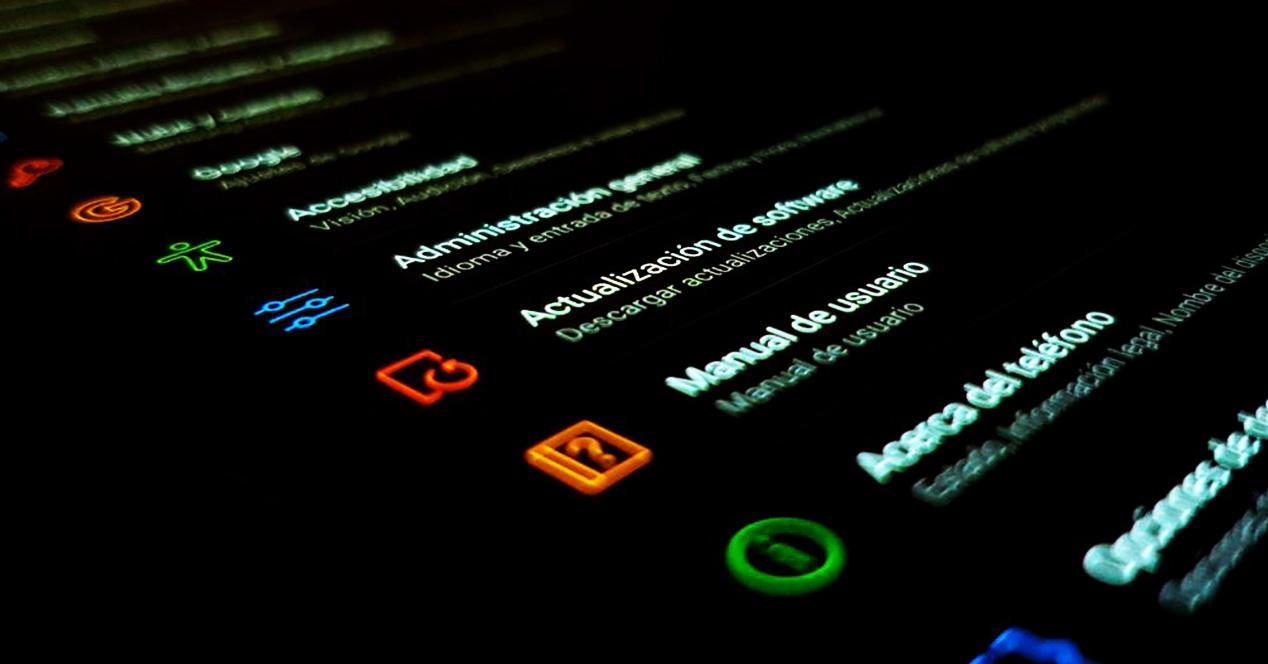 Personalización de un smartphone Samsung