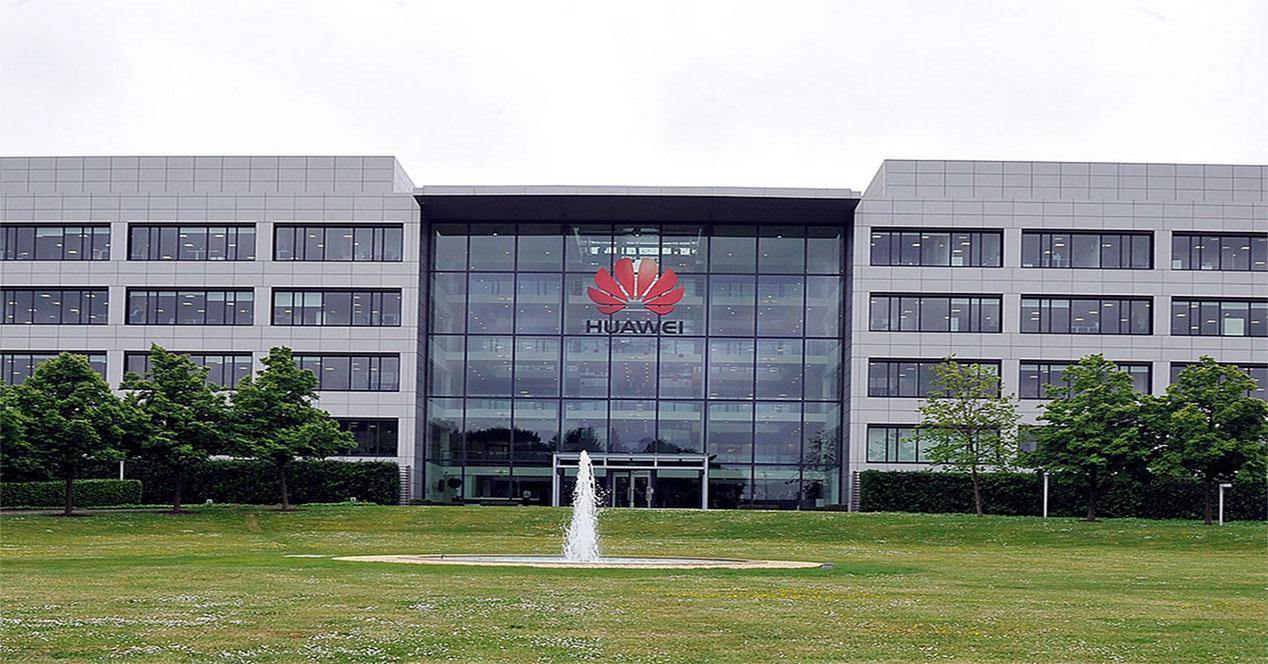 Oficinas centrales de Huawei