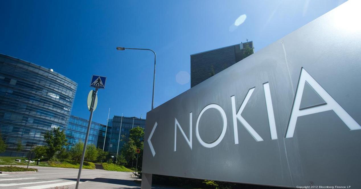 Oficinas generales de Nokia