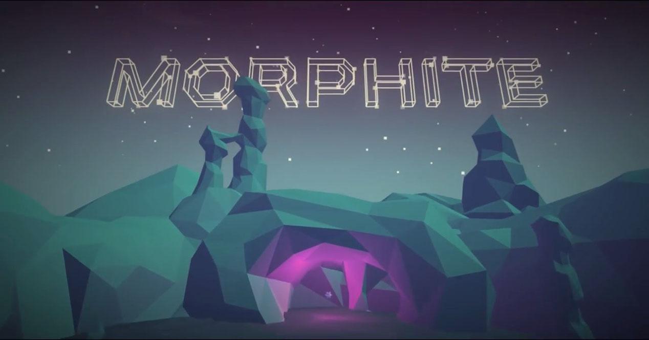 Portada de Morphite