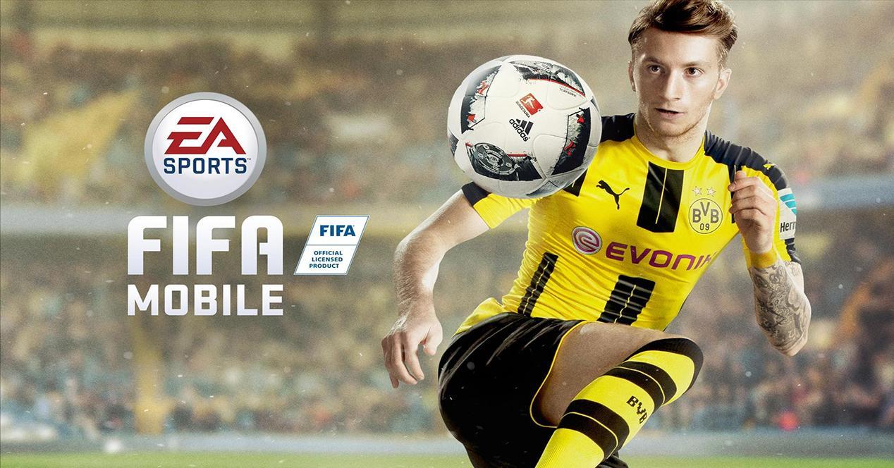 Portada del FIFA Mobile para Android e iOS