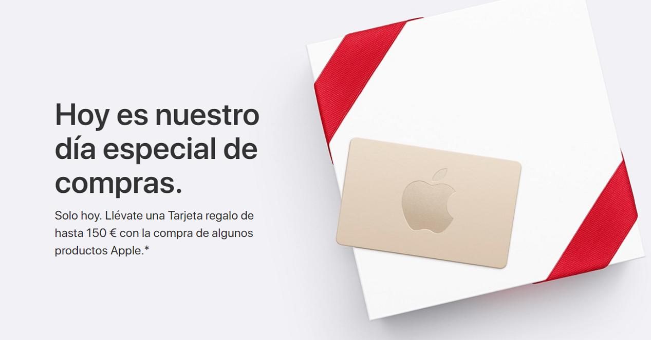 Black Friday de Apple