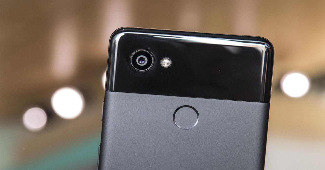 Cámara Google Pixel 2 XL