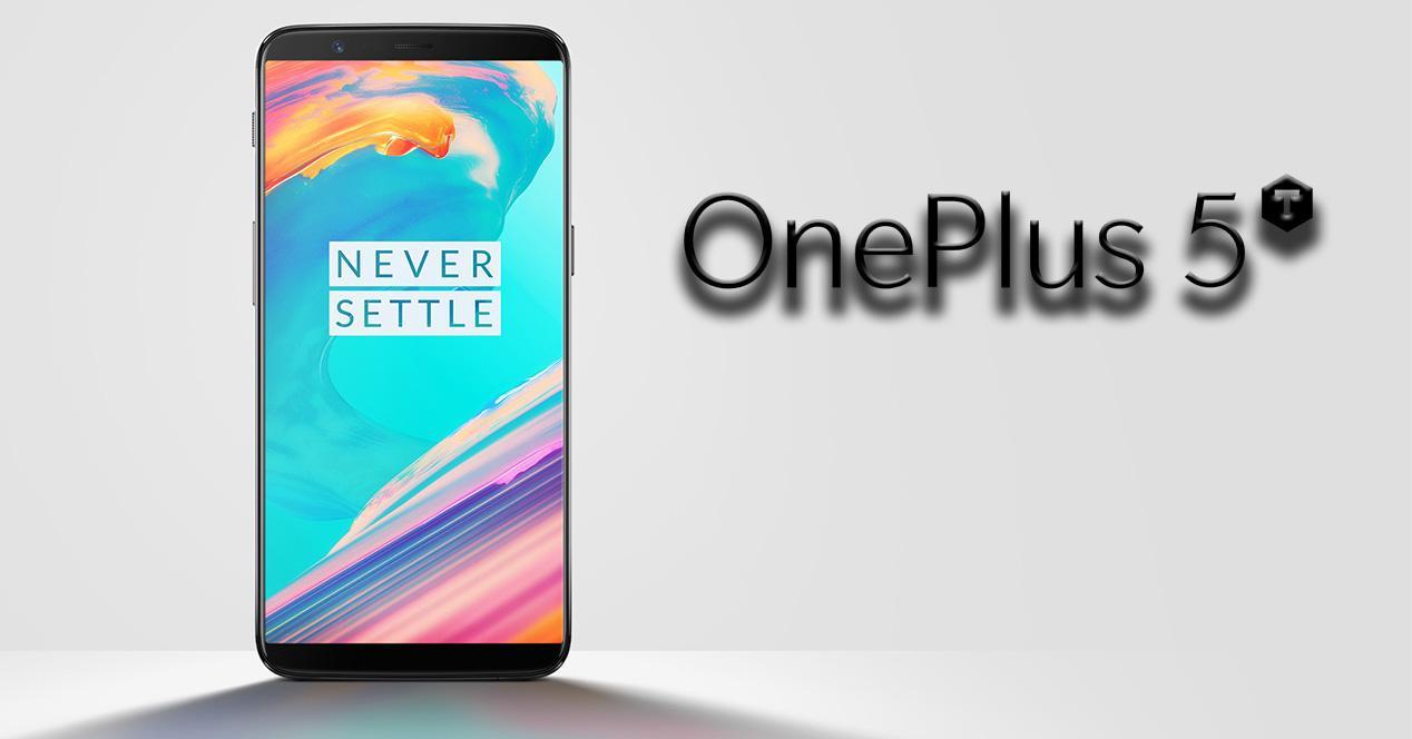 Evento de presentación del OnePlus 5T
