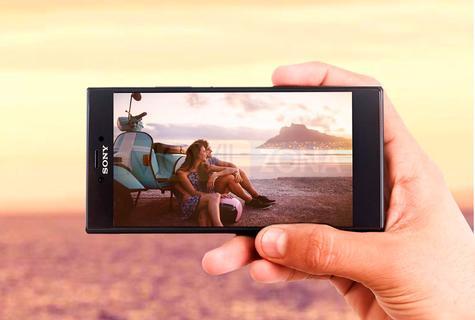 Sony Xperia R1 Plus negro