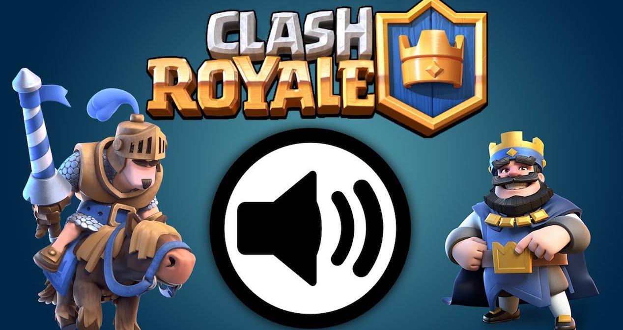 clash royale sonido