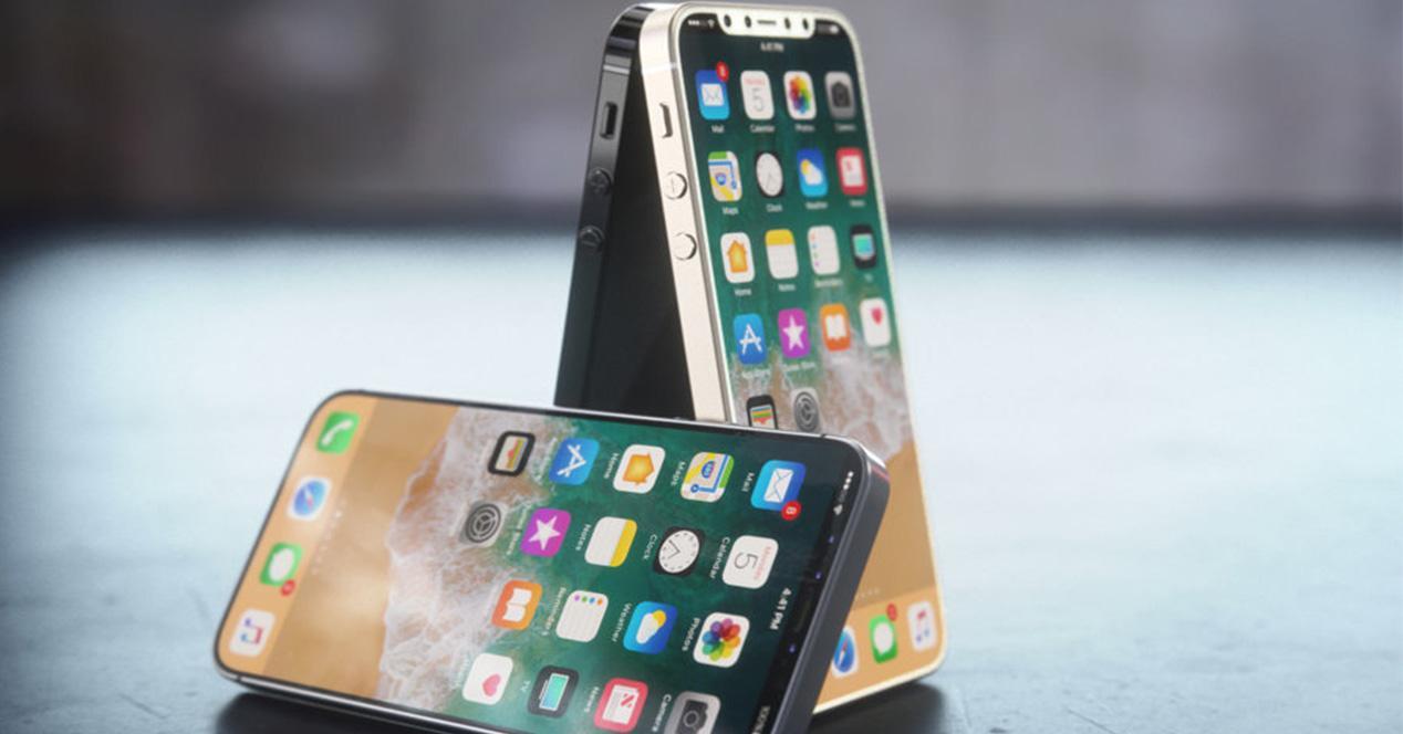 Posible diseño del iPhone SE 2
