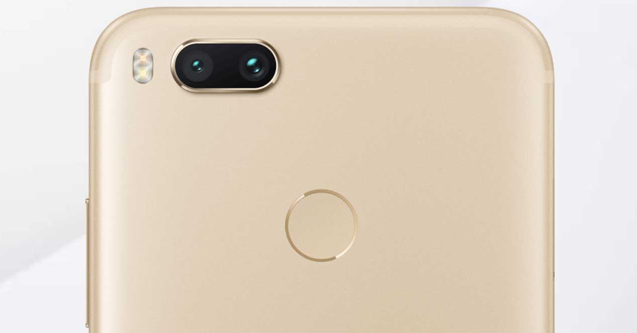 Xiaomi Mi A1 en España