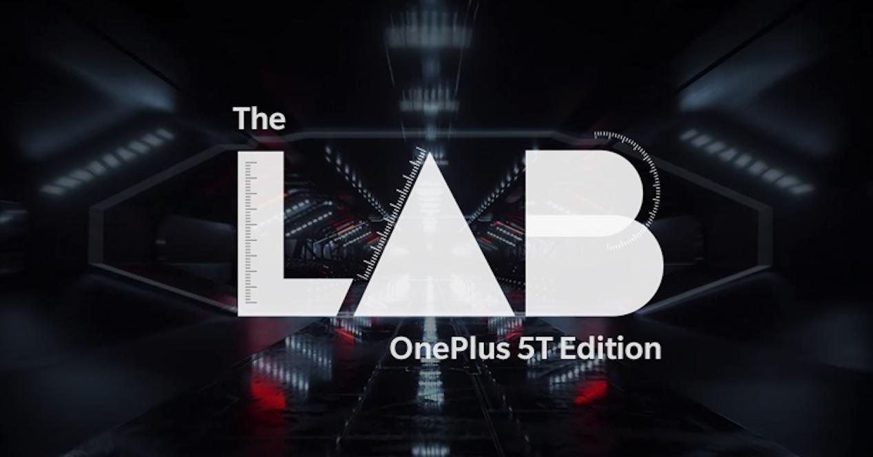 the lab oneplus 5t