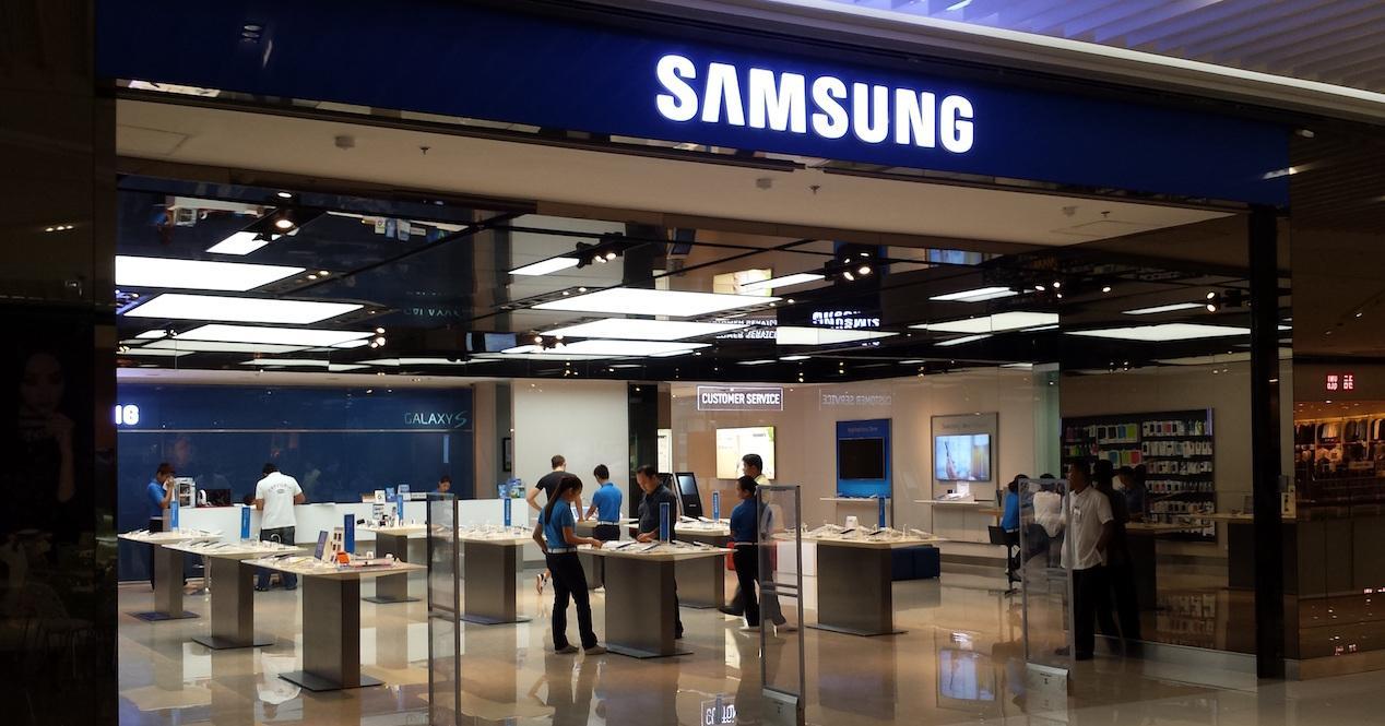 Tienda de Samsung