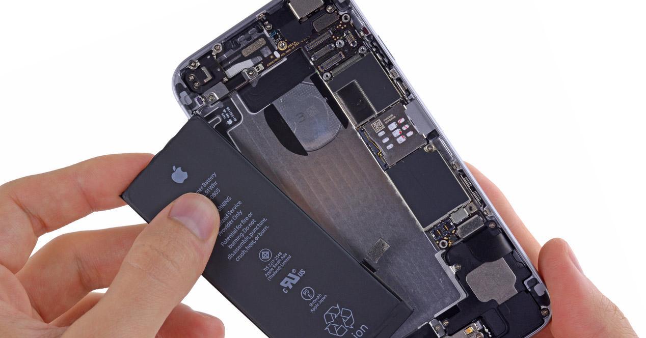 Tutorial para cambiar la batería del iPhone 6