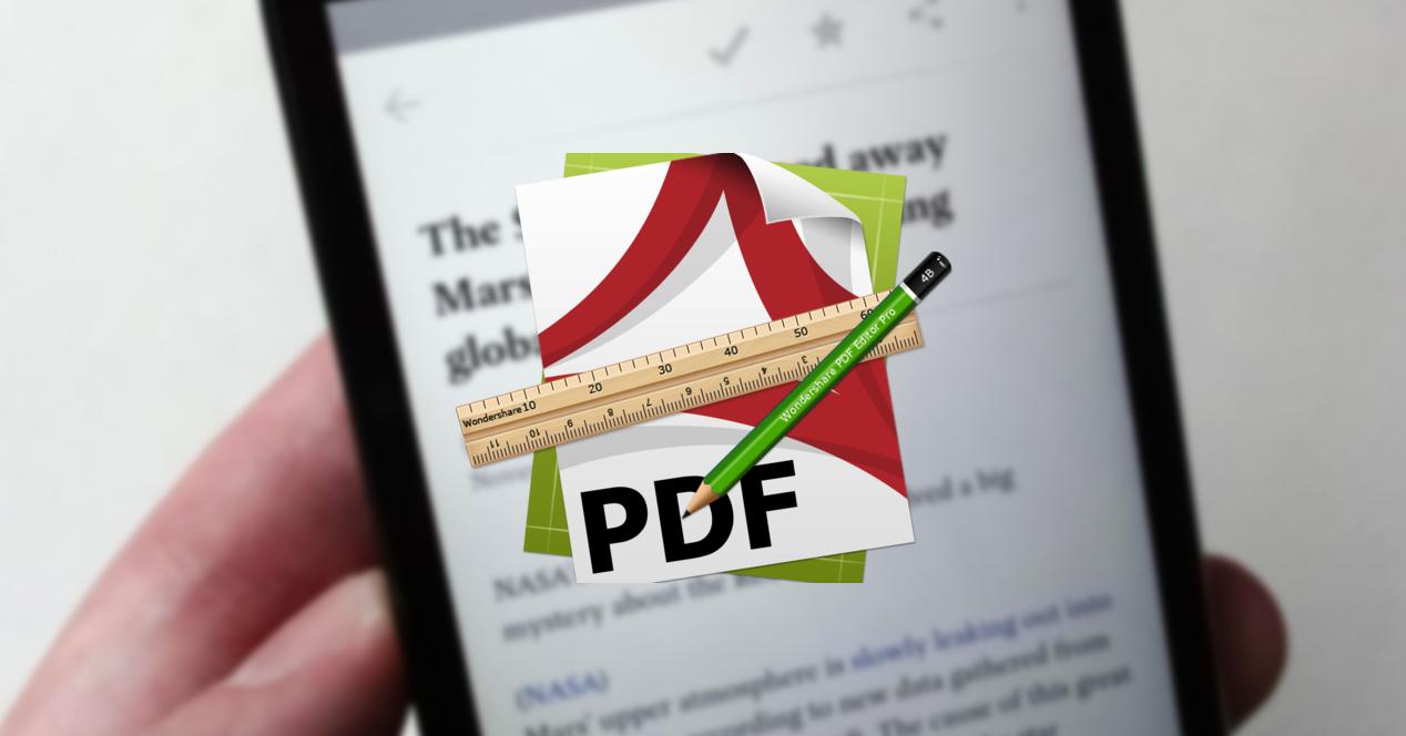 Editar PDF Android