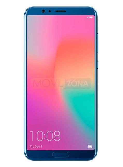 Honor View 10 azul frontal