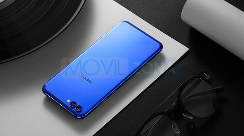 Honor View 10 azul