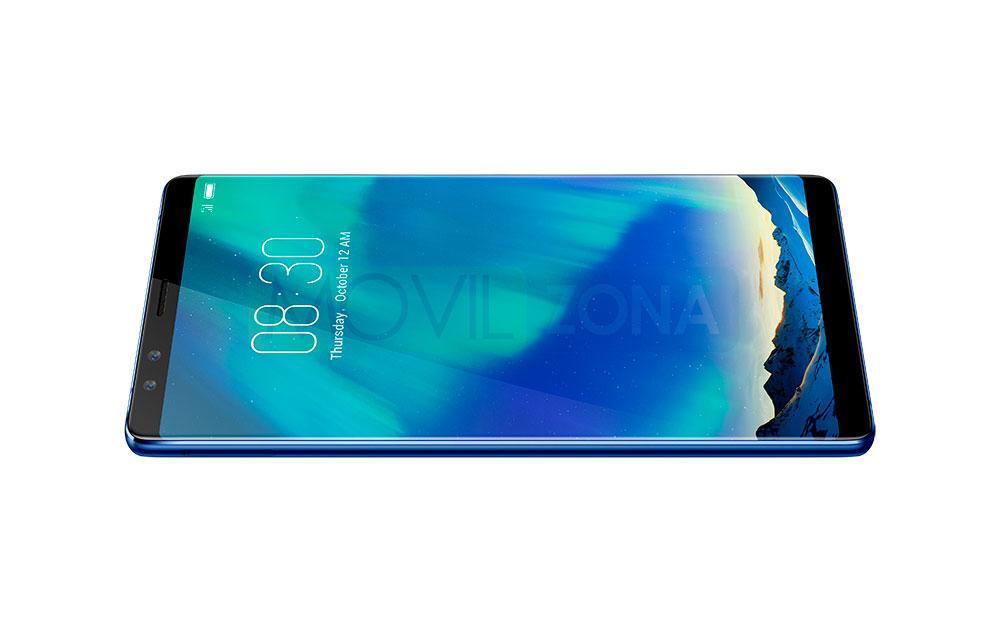 Nubia Z17s azul