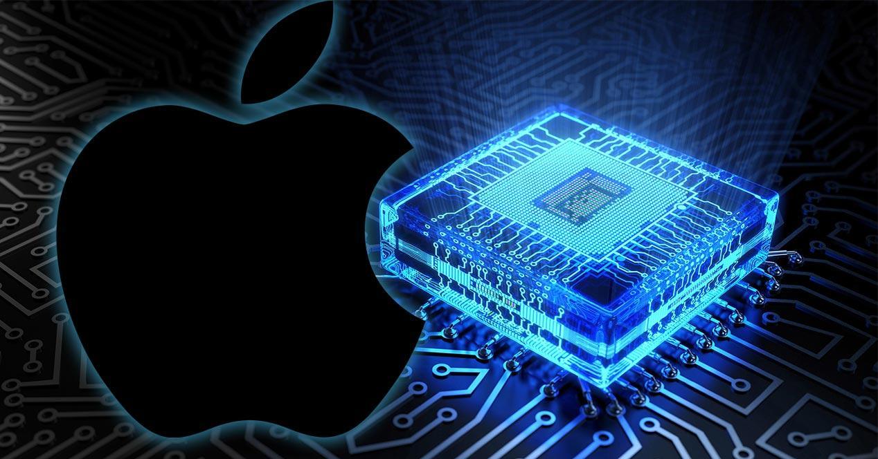 Rendimiento del procesador de un iPhone