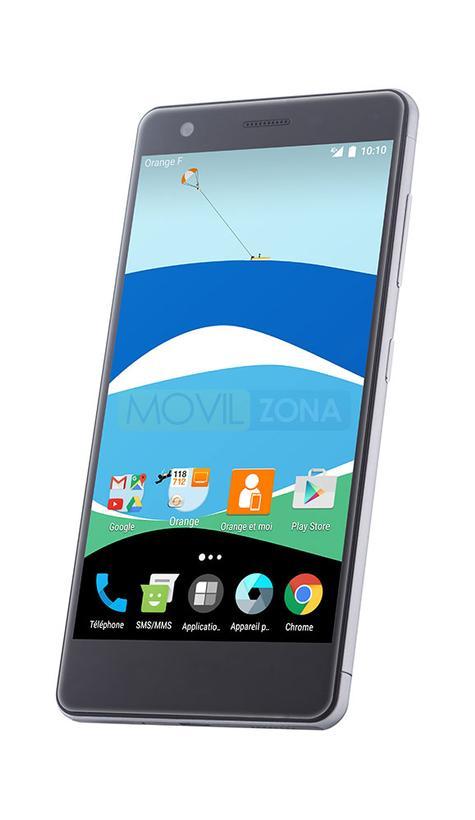 ZTE Blade V770 con android