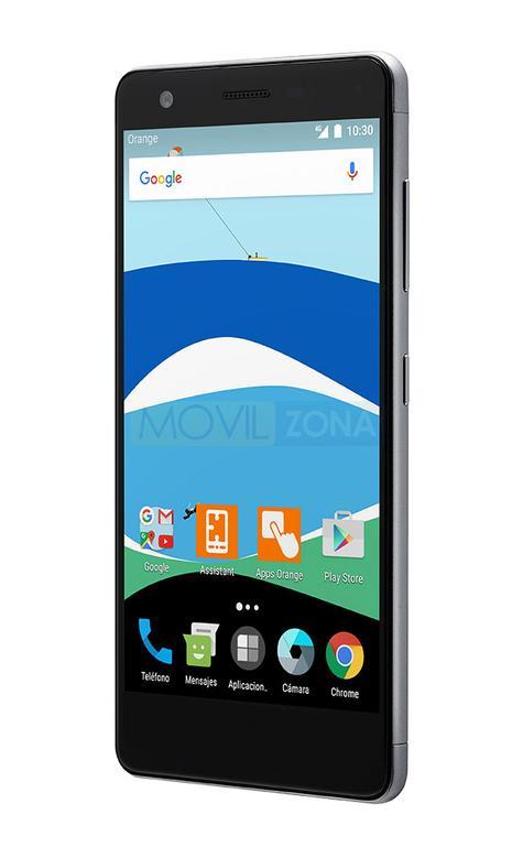 ZTE Blade V770 con sistema operativo Android