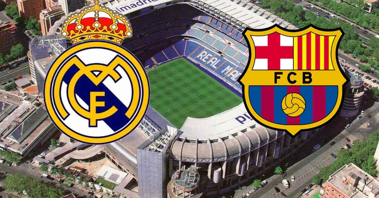 ver el Real Madrid - FC Barcelona