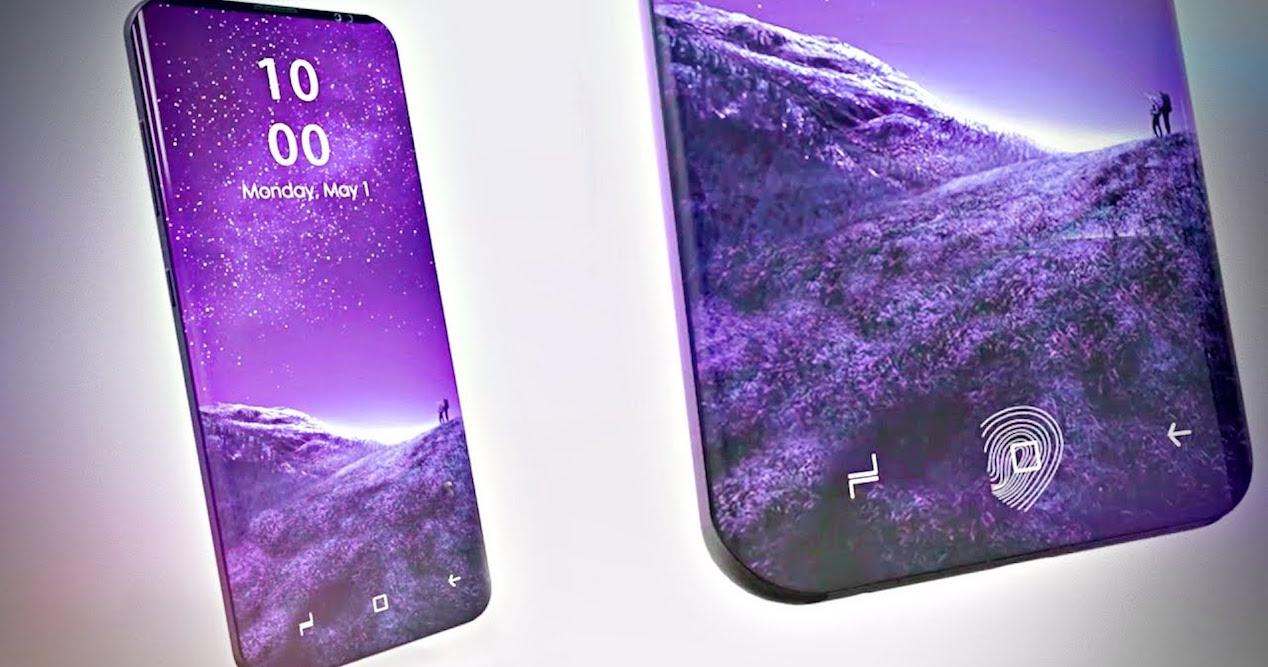 cocnepto galaxy s9