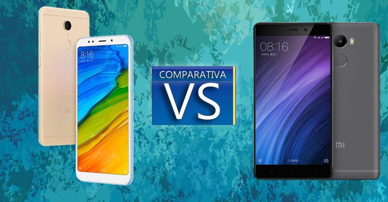 Comparativa Xiaomi