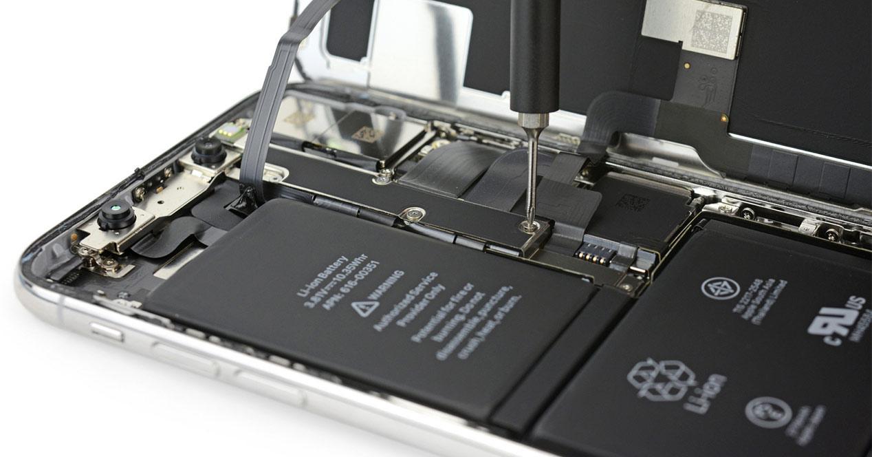 Doble batería de iPhone X
