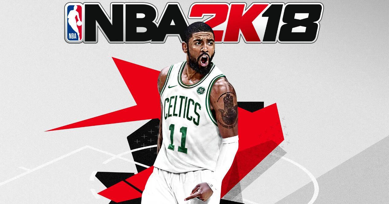 Portada NBA 2K18