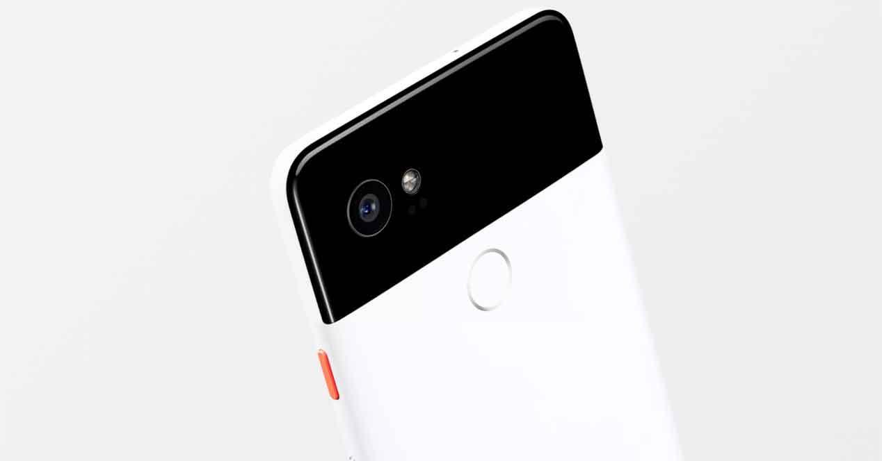 camara del pixel XL 2