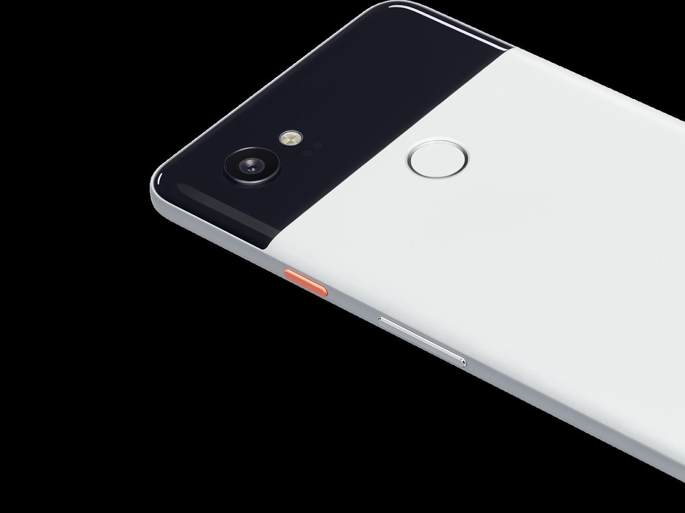 Google Pixel 2 XL trasera