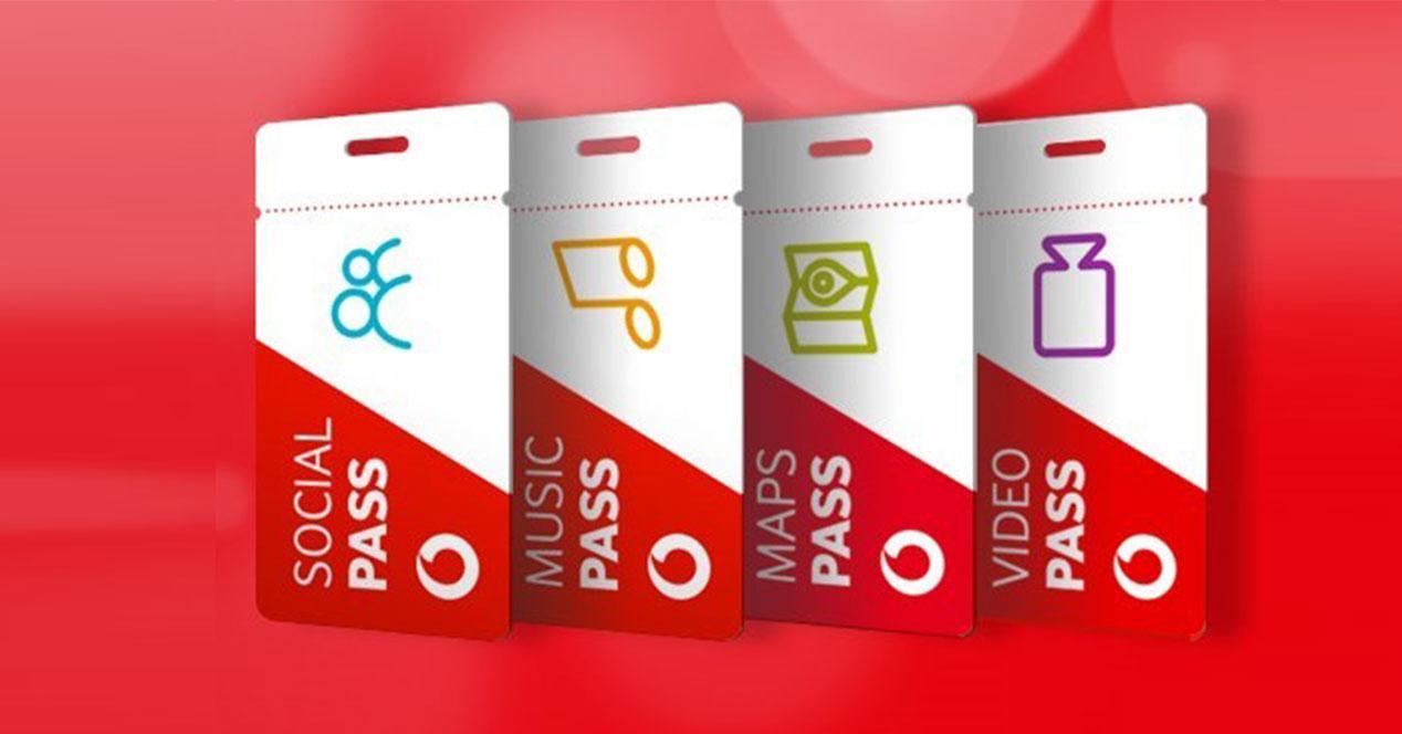 tarjetas de vodafone pass