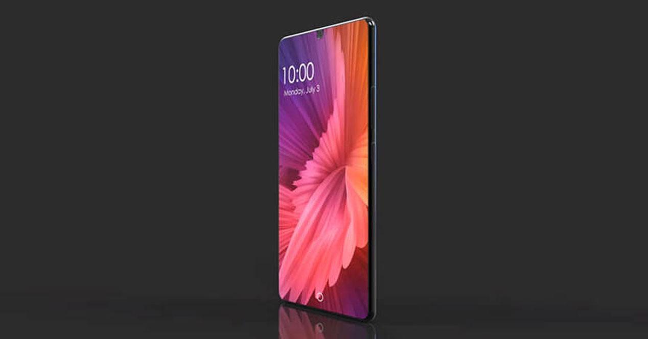 carga inalámbrica del Xiaomi Mi7