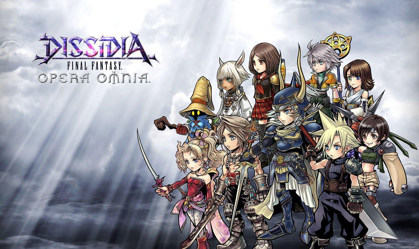 issidia Final Fantasy Opera Omnia